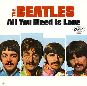 Match the A-Side to its B-Side: All You Need is Love...