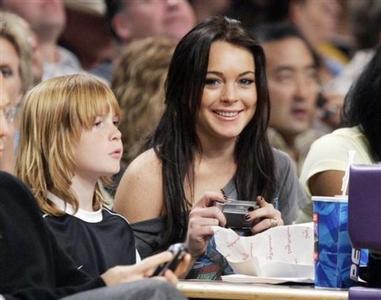 what is Lindsay's favorite sneaker brand??