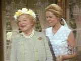 Why did Marion Lorne (Samantha's Aunt Clara) leave the series in 1968?