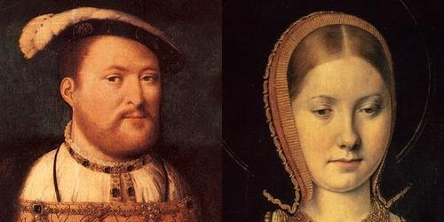 Henry VIII and Catherine of Aragon had a daughter, what was her name?