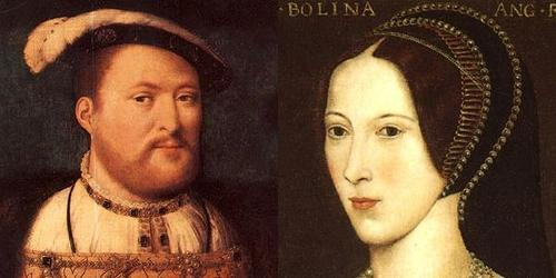 Henry VIII and Anne Boleyn had a daughter, what was her name?