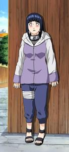 How tall Hinata in part II???