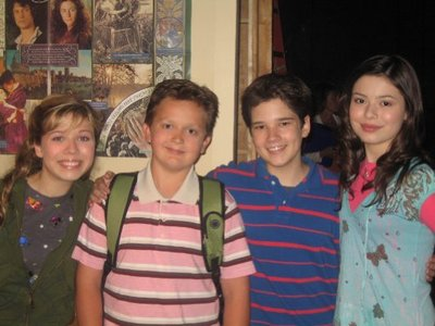 What is Gibby's middle name?