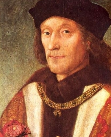 Who was Henry VIII's father?