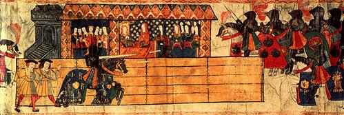Did Henry VIII enjoy jousting?