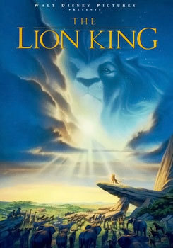 Who wrote the संगीत for The Lion King?