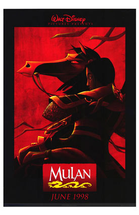 Who wrote the Music for Mulan?