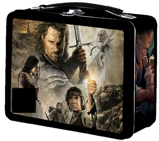 What movie is on this lunch box?