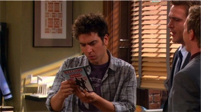 Which of the following is NOT a movie starring the other Ted Mosby?