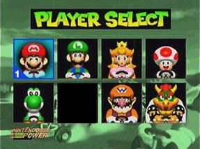 Which character was originally in Mario Kart 64, but was replaced by