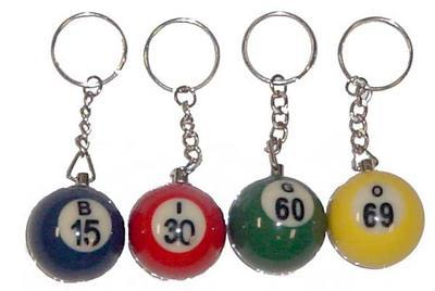 What game are these keychains from?