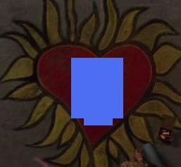what # is in the coração payton paints