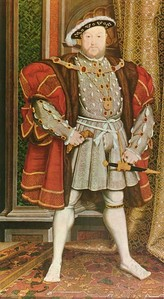In trying to determine Henry VIII's height his skeleton was measured and was how long?