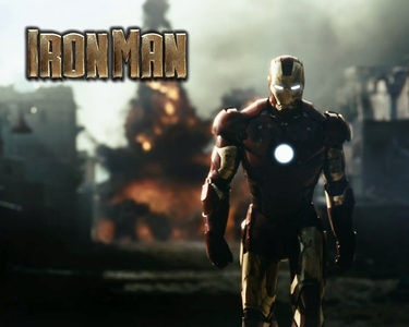 WHO IS IRON MAN?