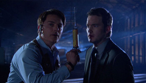 By Fragments, how long had Ianto been working for Torchwood 3