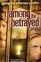 Which name is NOT one of the names of the three children that escaped with Nina in Among the Betrayed?