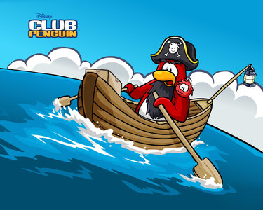 What is the name of Rockhopper's Puffle?