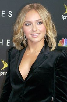 What is Hayden Panettiere's middle name??