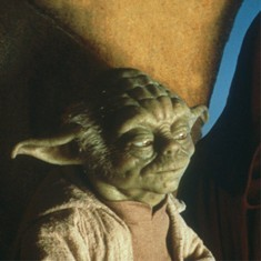 How old was Yoda in Episode I: The Phantom Menace?
