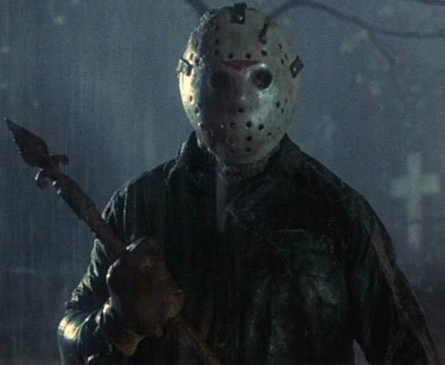 In Jason Goew to Hell, what is Jason's half-sister named?
