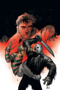 What's the name of the comic book sequel to Freddy vs Jason?