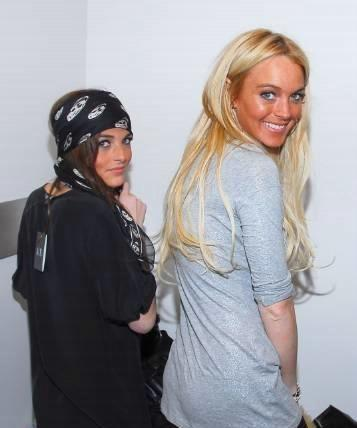 Lindsay Lohan's yêu thích workout regimen is