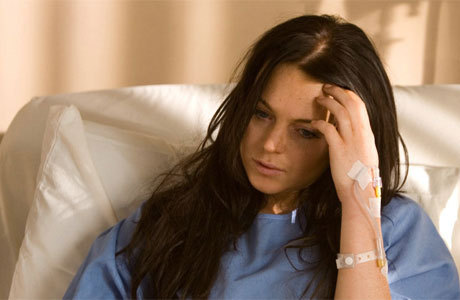 Lindsay had a surgery .. what kind of surgries?