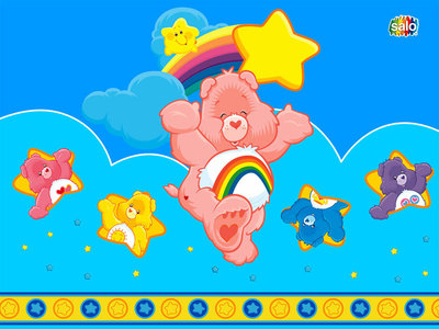 Wich care bears change color of old version to new version?