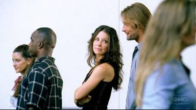 LOST: When is this scene taking place?