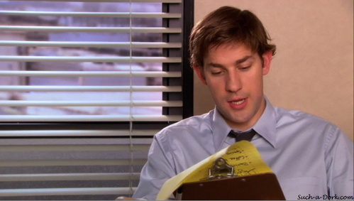 According to Jim&#39;s diligent note taking, at what time did Dwight sneeze while keeping his eyes open?