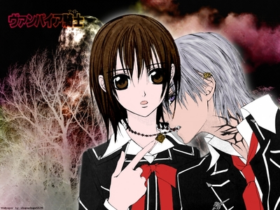 Through the entire Vampire Knight season one and the first episode of Vampire Knight Guilty, how many times does a vampire come close to biting Yuuki?