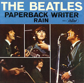 Paperback Writer: How many pages are in the book?
