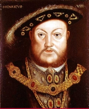 """True or False: The first English King to be styled """"Majesty"""" was Henry VIII."""
