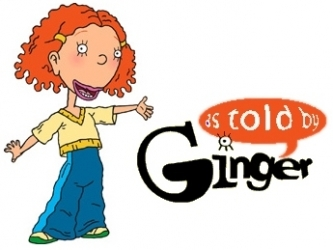 Who did the voice of Ginger Foutley?