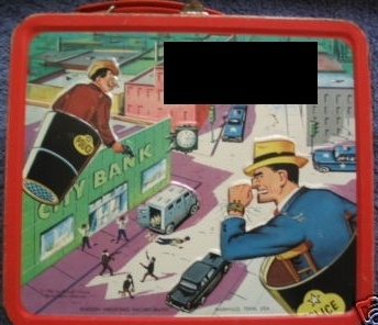 What comic is this lunch box from?