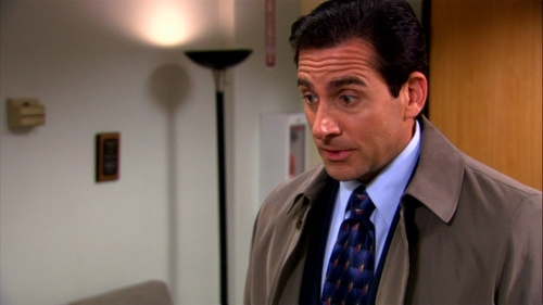 What is Michael's second favorite movie?