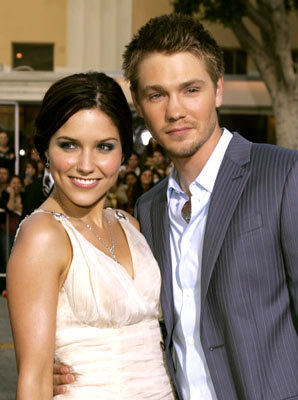 What Did James Gave Sophia Bush Chad Michael Murray For Their Wedding