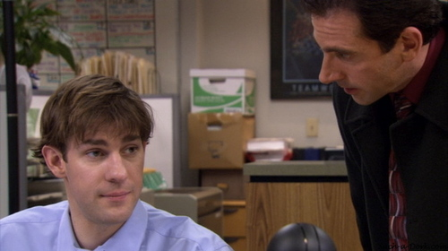 What is NOT something Michael has asked Jim to do for him?