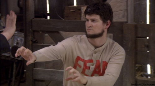 In which episode do we first see Mose?