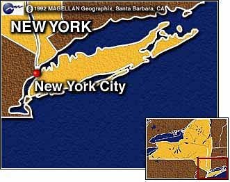 How many boroughs are there in New York City?