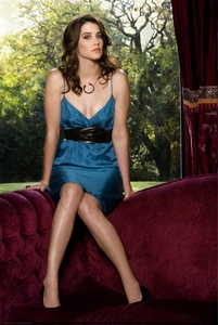 What is Cobie's favourite episode of season 1 of How I Met Your Mother?