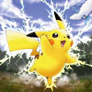 What is pikachu's pokedex number?
