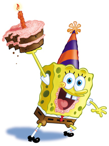 I (Janice Carter) was born October 4th. Which one of the voice actors (+actress) of SpongeBob share my same birthday?