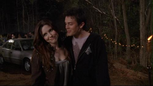 Chase And Brooke One Tree Hill