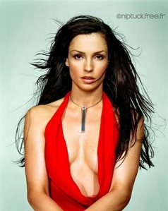 What's the name of the character she played at the tv-series Nip/Tuck?