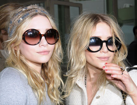 Which Olsen sister had a part in the TV show 'Weeds'?