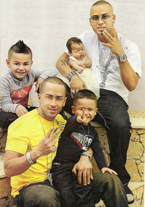 Wisin Y Yandel Have Children What Are Their Names?