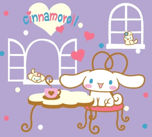 True or False: Cinnamoroll is the second highest best-seller of Sanrio, next to Hello Kitty.