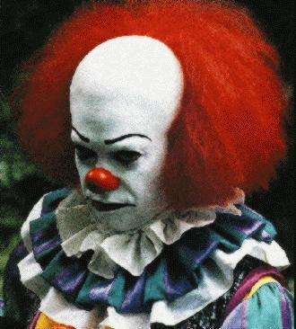 What was the clown's name in the 1990 horror film, Stephen King's It?