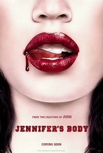 "Who is co-starring along Seyfried in ""Jennifer's Body"" (2009)?"